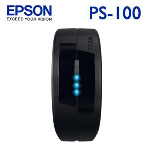 EPSON Pulsense PS-100 心率有氧教練運動手環(M/L)【限時破盤出清價$2490】