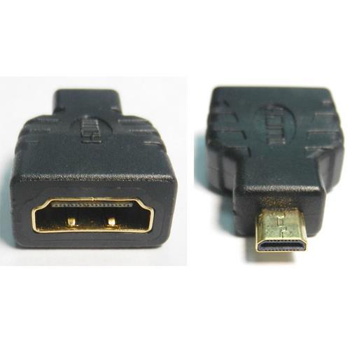SCE HDMI 母 / micro HDMI 公 轉接頭 GC-85