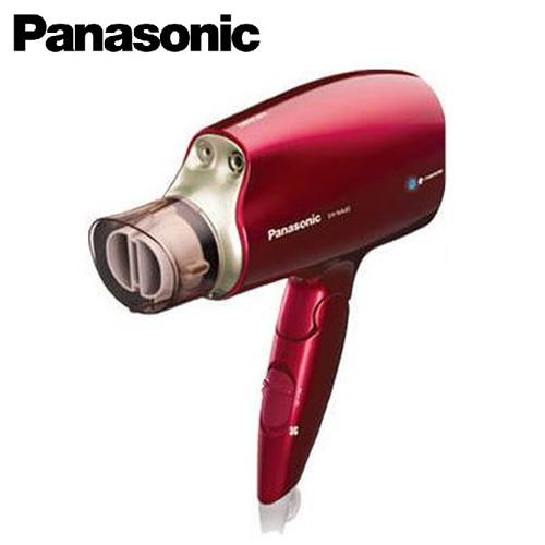 Panasonic  奈米水離子吹風機 EHNA45RP(紅)