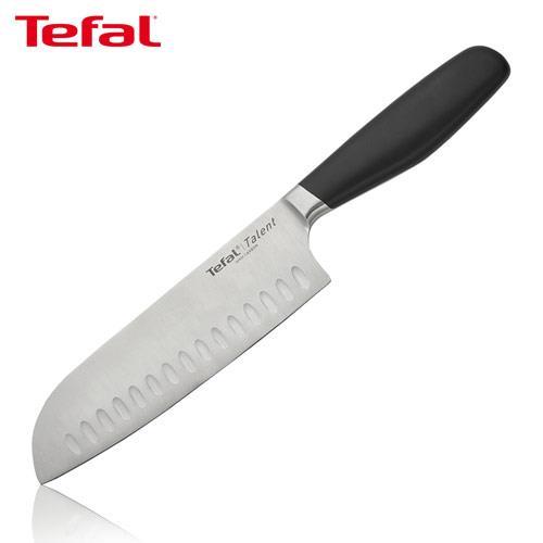 【Tefal法國特福】鈦釜系列18CM日式主廚刀