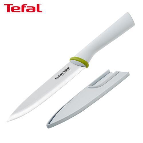 【Tefal法國特福】陶瓷系列8CM水果刀
