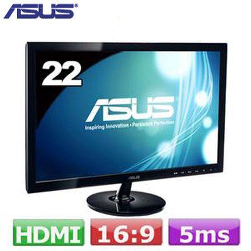 R1【福利品】ASUS 華碩  22型VA寬螢幕 VS229HA