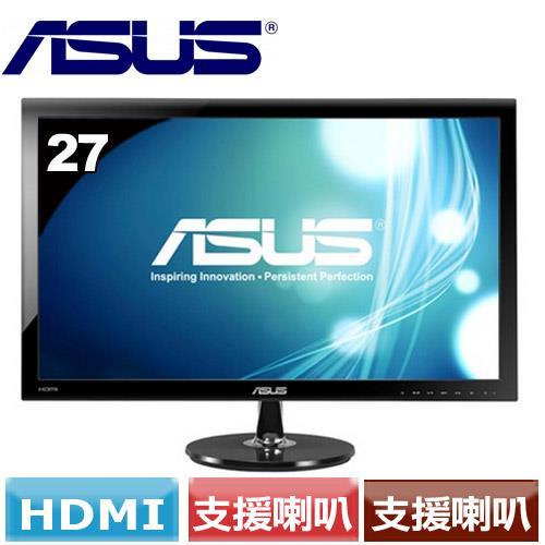 ASUS VS278H 27型LED螢幕