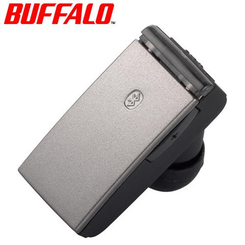 BUFFALO 巴比祿 BSHSBE23 BT4.0 輕小型藍牙耳麥 鐵灰