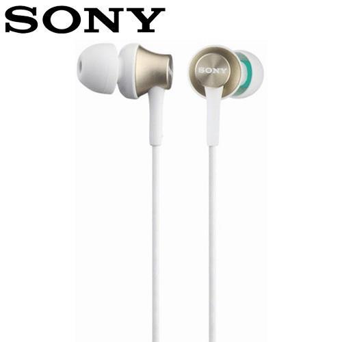 SONY 索尼 EX450 金屬風格密閉耳機 金