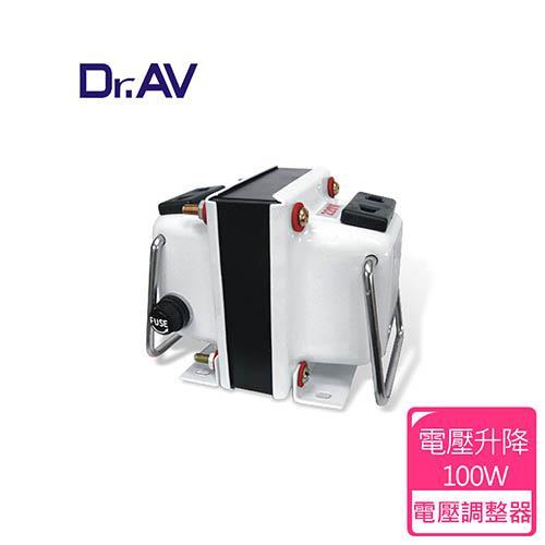 【Dr.AV】GTC-100 專業型升降電壓調整器(專業型)
