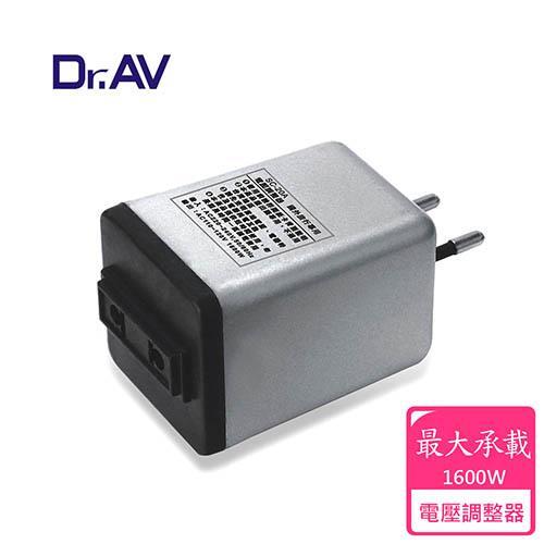 【Dr.AV】SC-20 220V 轉 110V 電壓調整器 (超值型)