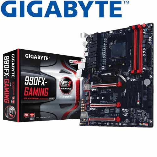 GIGABYTE技嘉 GA-990FX-Gaming 主機板