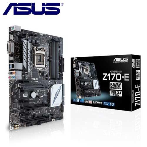 ASUS華碩 Z170-E 主機板