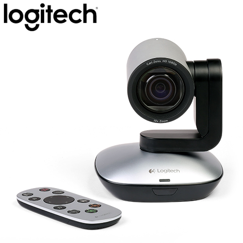 Logitech 羅技 PTZ Pro 視訊攝影機【送威剛1TB外接硬碟~7/31止】