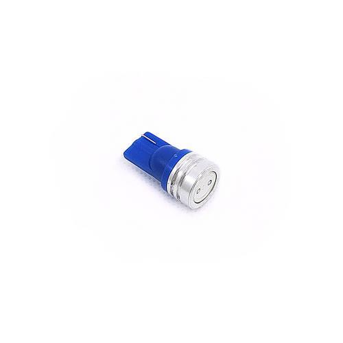 T10 1W鏡面LED燈 藍光(2PCS/卡)