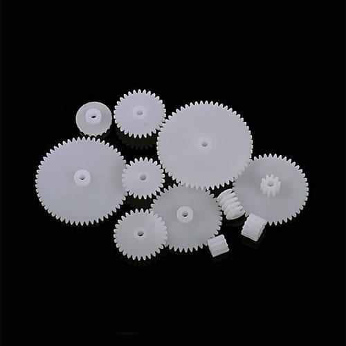 塑膠齒輪包(11PCS)