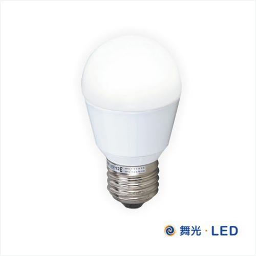舞光 LED 3W E27 球泡 (正白)