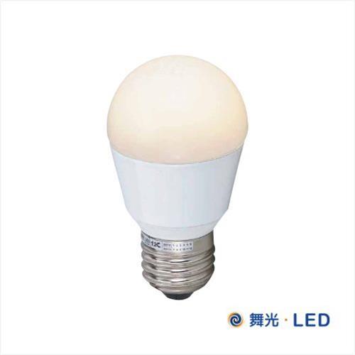 舞光 LED 3W E27 球泡 (暖白)