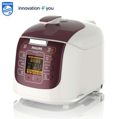 【PHILIPS飛利浦】智慧型壓力調節萬用鍋 HD2179 多加贈專用內鍋HD2775