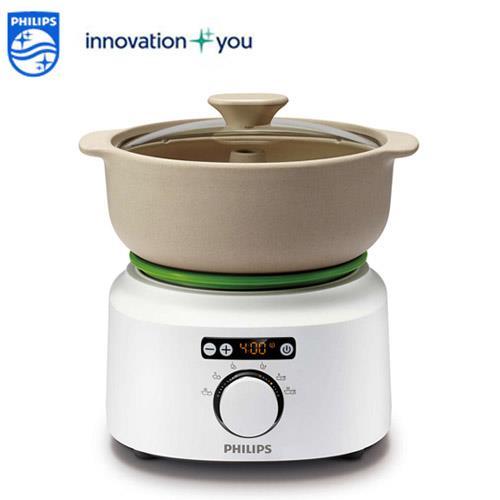 【PHILIPS飛利浦】氣鍋醇湯煲/湯品調理機 HR2210加碼贈飛利浦吹風機HP8110