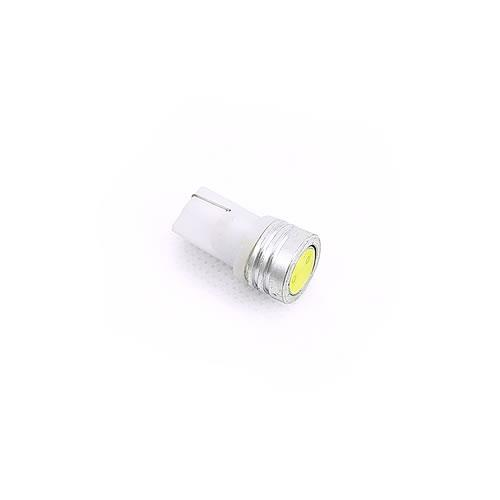 T10 1W鏡面LED燈 白光(2PCS/卡)