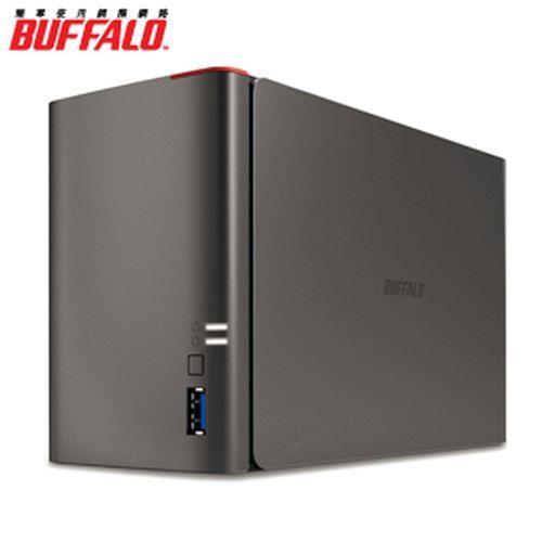 【限時搶購】BUFFALO 巴比祿 LS421DE 2Bay 網路儲存伺服器
