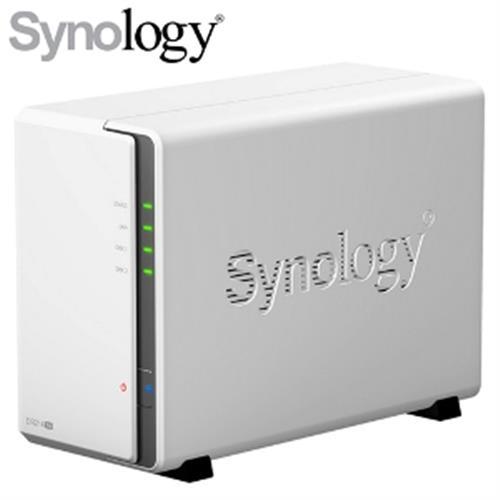 【限時搶購】Synology 群暉 DS214SE  2Bay 網路儲存伺服器