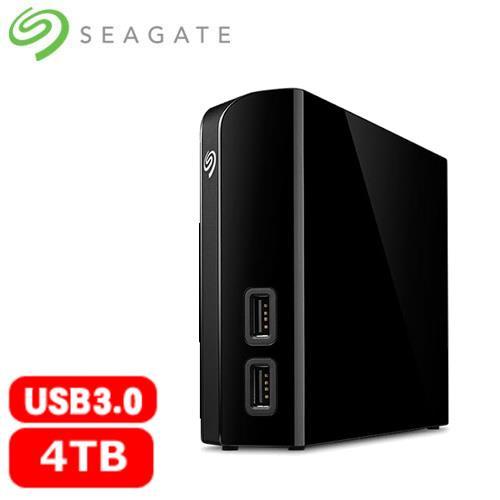 Seagate Backup Plus HUB 3.5 4TB 外接硬碟