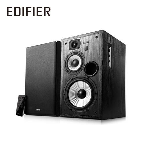 Edifier R2730DB 漫步者 2.0聲道 藍牙木箱書架喇叭