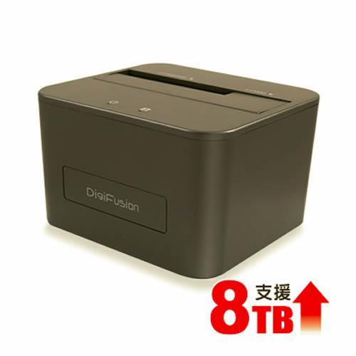 """伽利略 USB3.0 2.5/3.5"""" SATA 硬碟座 (RHU10)"""