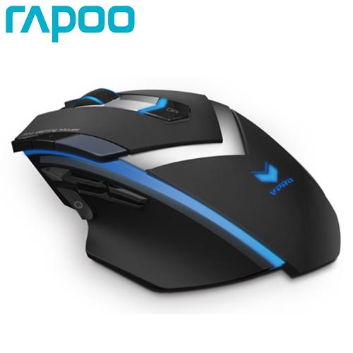 Rapoo 雷柏 VPRO V910 全彩RGB電競雷射滑鼠