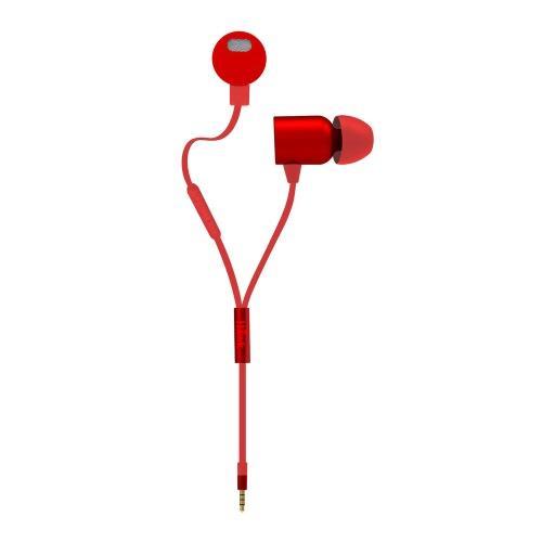 Hawk X520 繽紛樂 耳機麥克風-紅
