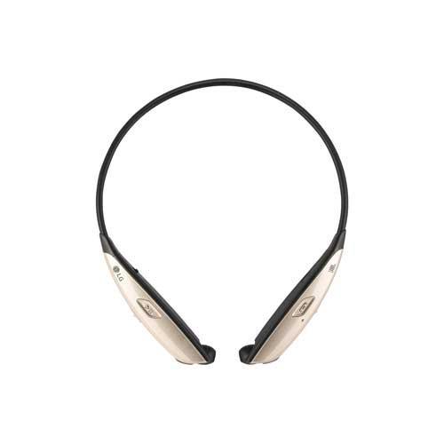 LG-HBS810 環頸藍牙耳麥(金色)