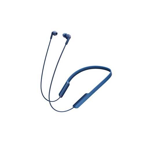 SONY運動無線藍牙耳麥MDR-XB70BT-L藍