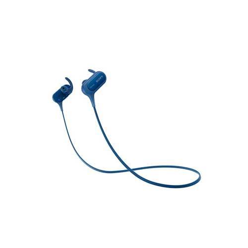SONY運動藍牙入耳式耳麥MDR-XB50BS-L藍