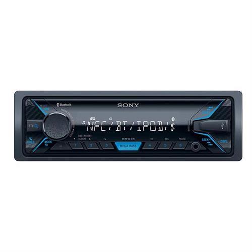 SONY 16年DSX-A400BT前置USB/AUX/FLAC/WMA/