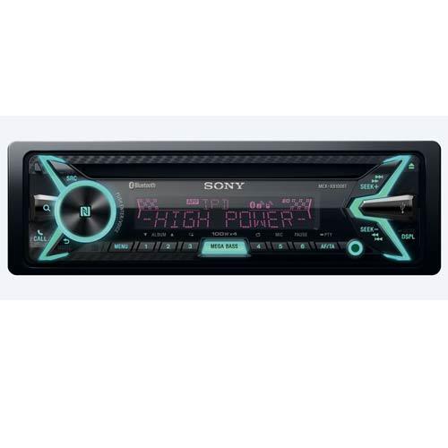 SONY藍芽IU音響主機-100W*4  MEX-XB100BT