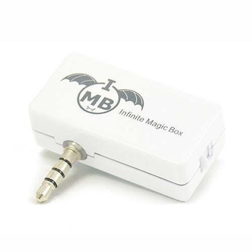 IMB 全新第三代 AFM-02全通用型(音樂傳送)FM發射器 CM0062