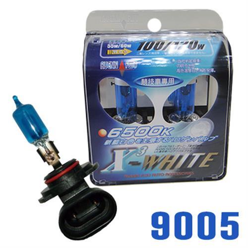 潤福藍白光 X3-WHITE 6500K 9005