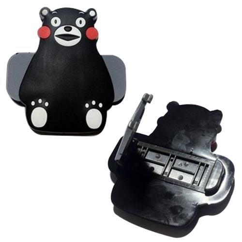 日本MEIHO 熊本熊 安全帶鬆緊扣 KM12