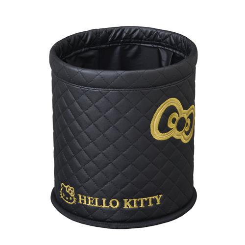 SEIWA Hello Kitty車用垃圾桶 KT491