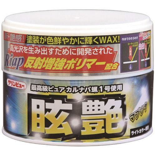 日本TAIHIKOHZAI 眩艷撥水保護巴西棕梠蠟(淺色) 16377