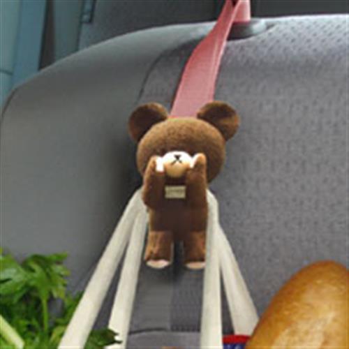 MEIHO 熊熊學校置物掛勾 KG31