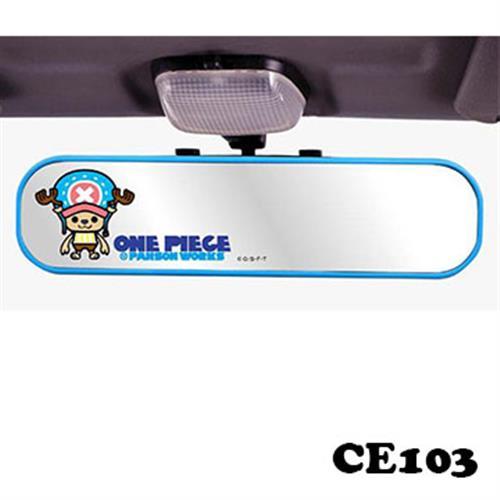 日本MEIHO ONE PIECE 海賊王 車內照後鏡 CE103