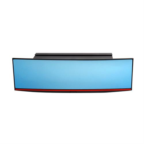 YFT 多功能置物盒後視鏡/藍鏡-紅 YFT-152