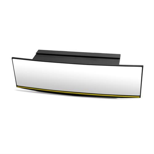 YFT 多功能置物盒後視鏡/白鏡-黃 YFT-103