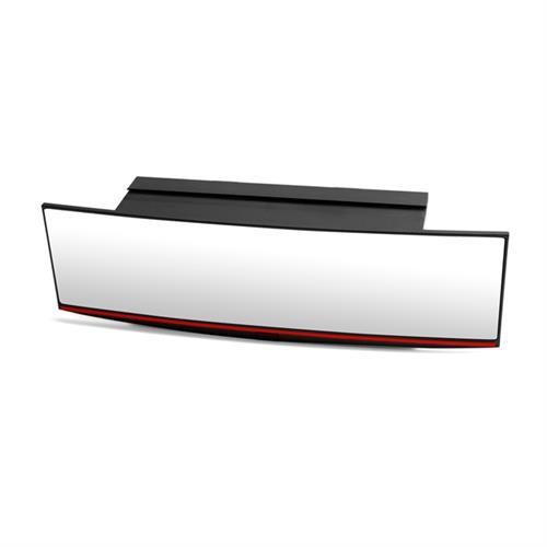 YFT 多功能置物盒後視鏡/白鏡-紅 YFT-102