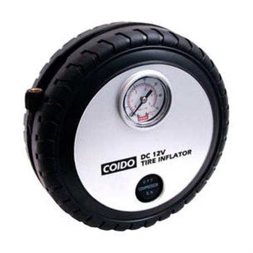 COIDO 銀盾超強力輪胎充氣機12V #2126