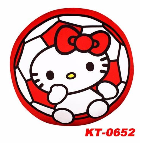 Hello Kitty 暖手抱枕 KT-0652