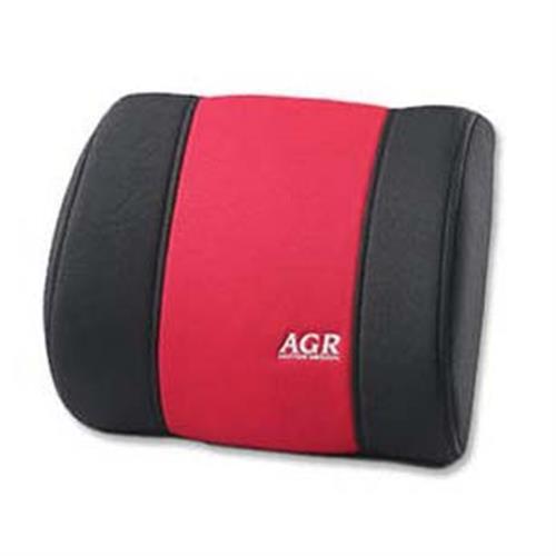 AGR 記憶型頭枕 紅色 HY-816R