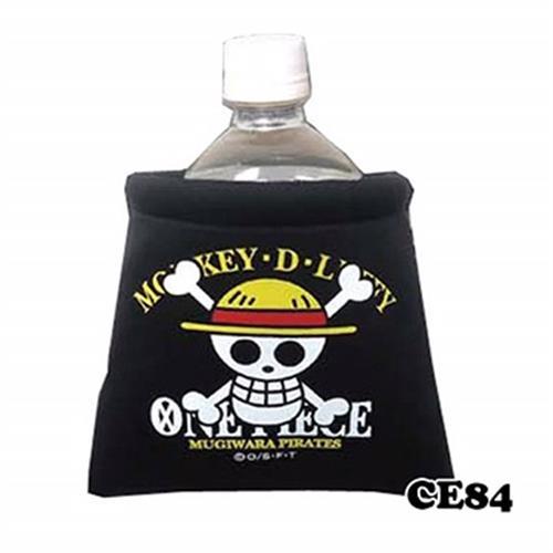 日本MEIHO ONE PIECE 海賊王 飲料架置物袋 CE84