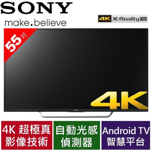 SONY 55型4K智慧型液晶電視(KD-55X7000D)