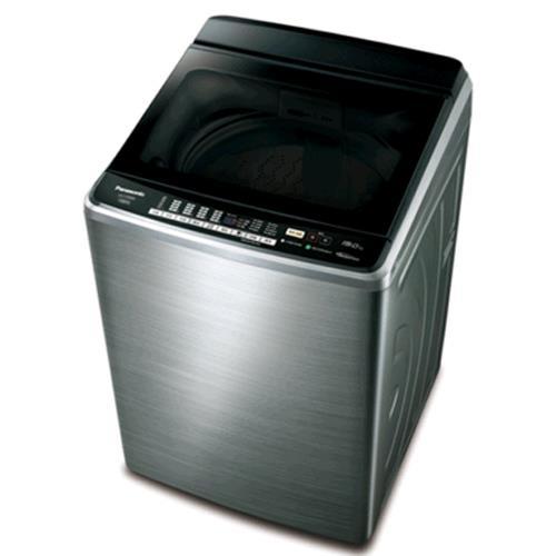 Panasonic 直立式變頻12公斤洗衣機(不銹鋼) NA-V120DBS-S