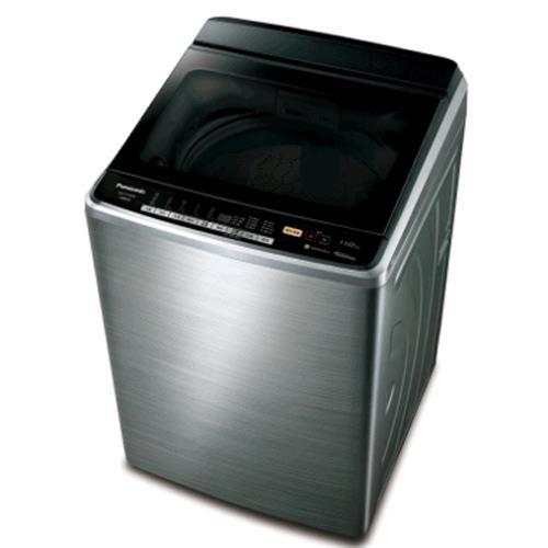 Panasonic 直立式變頻14公斤洗衣機(不銹鋼) NA-V158DBS-S